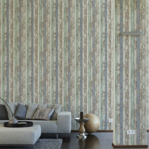 Cladding Wallpaper 9591-41