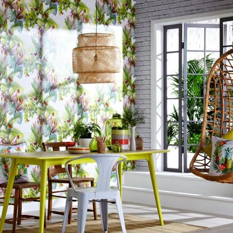 Arthouse Imagine Tropics Wallpaper Amazonia Citrus