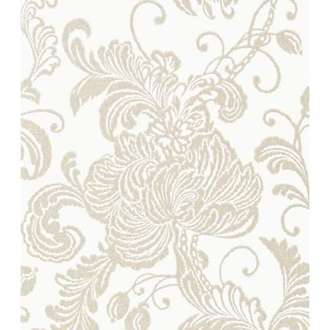 Anna French Seraphina Verey Wallpaper AT6006 pearl