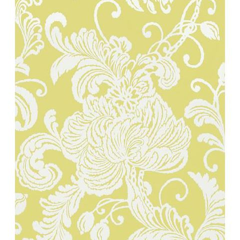 Anna French Seraphina Verey Wallpaper AT6009 Citron