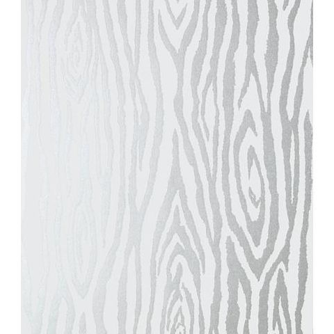 Anna French Seraphina Surrey Woods Wallpaper AT6015 Metallic Silver