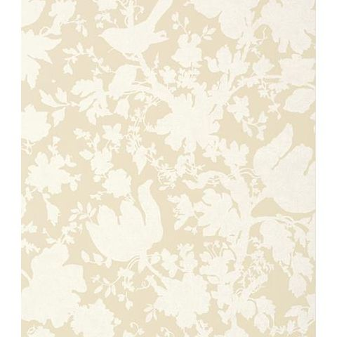 Anna French Seraphina Garden Silhouette Wallpaper AT6039 Light Beige