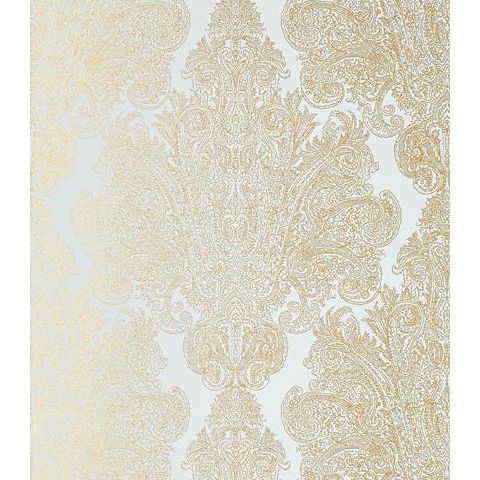 Anna French Serenade Auburn Damask Wallpaper At6101 Metallic
