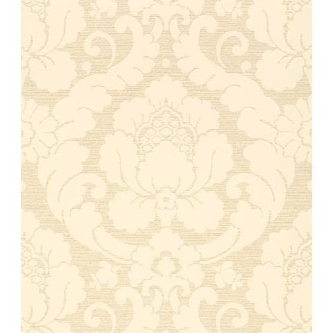 Anna French Serenade Marlow Damask Wallpaper AT6129 Beige
