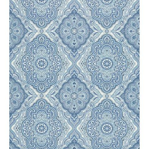 Anna French Serenade Stirling Wallpaper AT6143 Blue and White