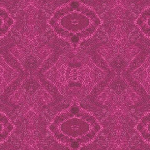 Arthouse Imagine Tropics Wallpaper Ipanema Snakeskin Pink