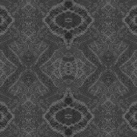 Arthouse Imagine Tropics Wallpaper Ipanema Snakeskin Black