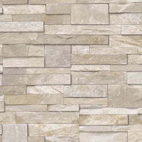 Ideco Stone Wall, Wallpaper  A17203