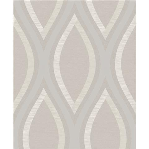 Grandeco Life Contemporary Style wallpaper A44504 neutral