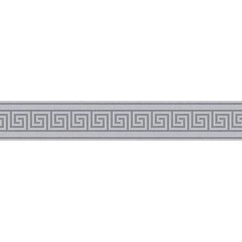 Self Adhesive Textured Border 8959-36 Grey