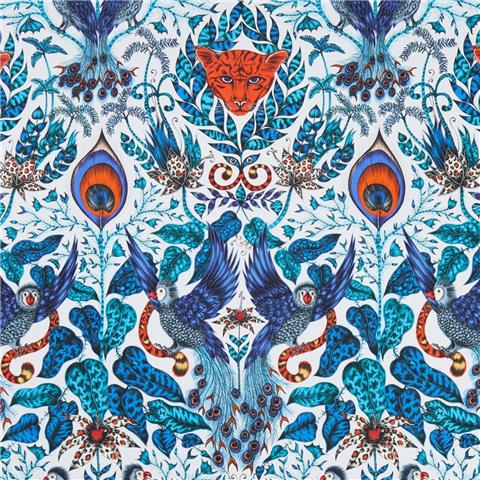 Clarke & Clarke Animalia Wallpaper by Emma J Shipley Amazon W0098-01