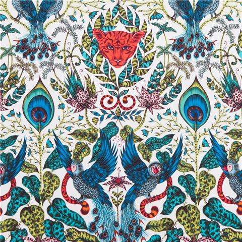 Clarke & Clarke Animalia Wallpaper by Emma J Shipley Amazon W0098-02