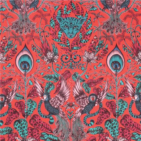 Clarke & Clarke Animalia Wallpaper by Emma J Shipley Amazon W0098-05