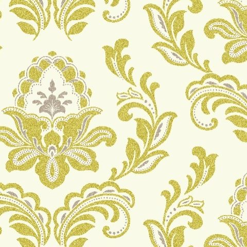 Arthouse Bijoux Wallpaper Green