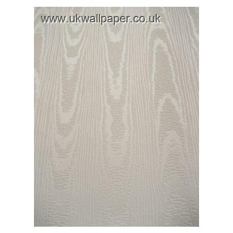 Opus Bella Vinyl Wallpaper Plain Cream 33688