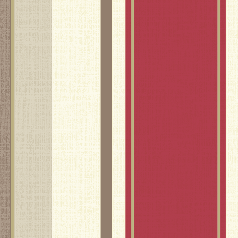 Arthouse Dante Blown Vinyl Wallpaper Red 885001