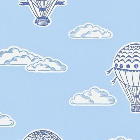 Little Sanderson Abracazoo Wallpaper-Balloons 214028