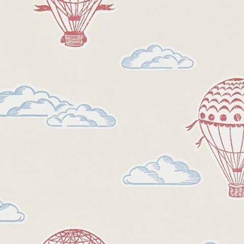 Little Sanderson Abracazoo Wallpaper-Balloons 214029