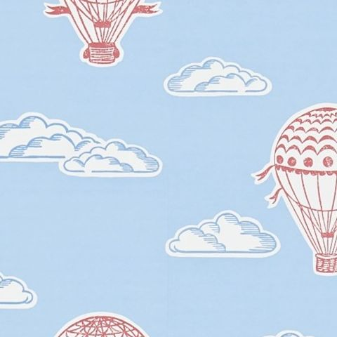 Little Sanderson Abracazoo Wallpaper-Balloons 214030