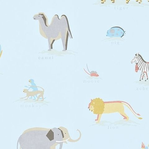 Little Sanderson Abracazoo Wallpaper-Two by Two 214044