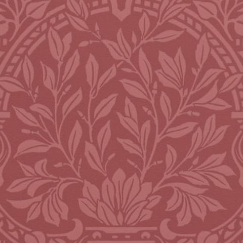 Morris & Co Wallpaper-Garden Craft 210356 Brick