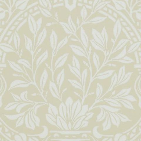 Morris & Co Wallpaper-Garden Craft 210360 Vellum