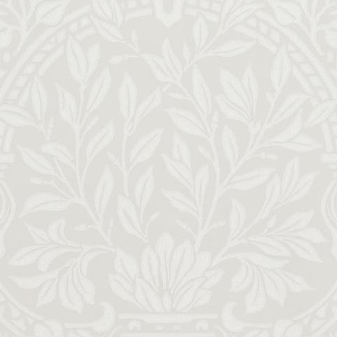 Morris & Co Wallpaper-Garden Craft 210361 Limestone