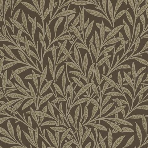Morris & Co Wallpaper-Willow 210380 Bullrush