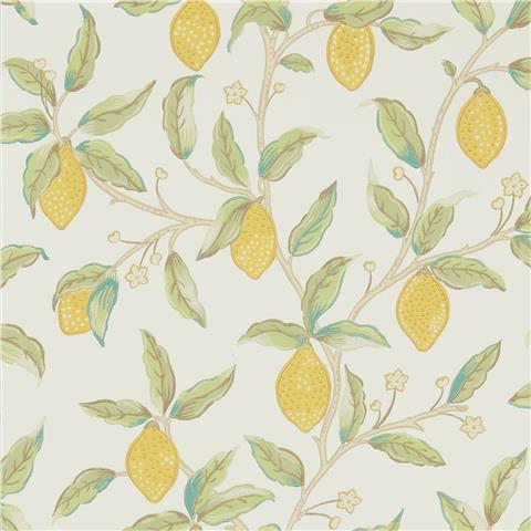 Morris & Co Melsetter Wallpaper lemon tree 216672 bay leaf