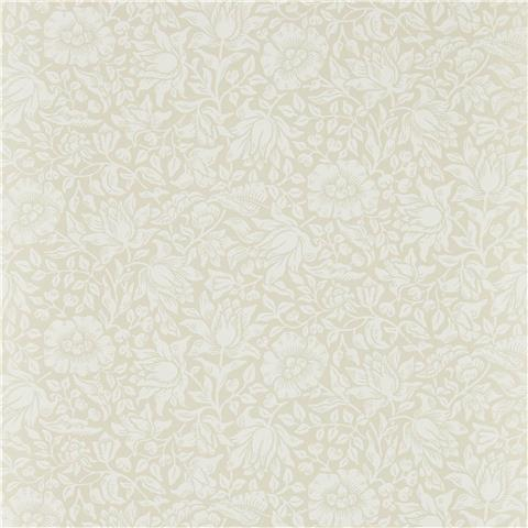 Morris & Co Melsetter Wallpaper mallow 216676 cream ivory