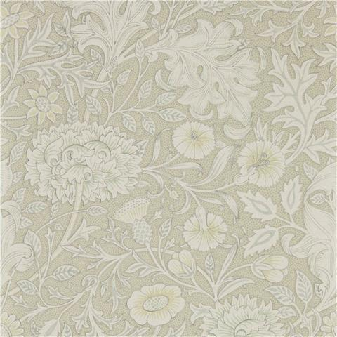 Morris & Co Melsetter Wallpaper Double Bough 216684 pewter