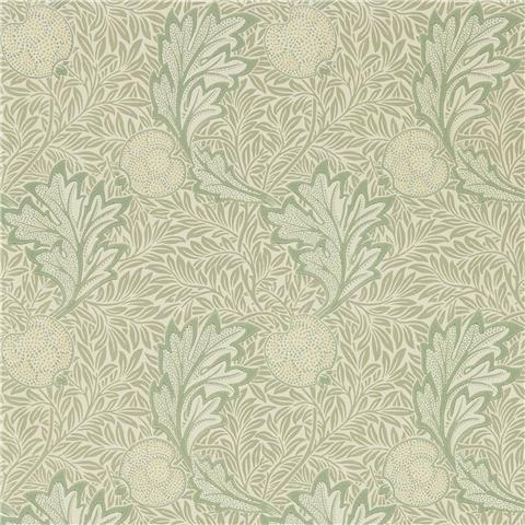 Morris & Co Melsetter Wallpaper Apple 216689 bay leaf