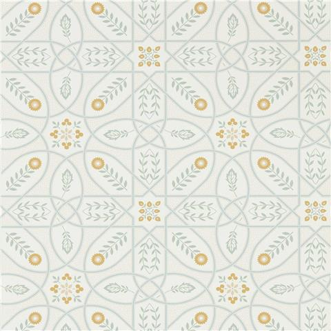 Morris & Co Melsetter Wallpaper brophy trellis 216700 ivory sage