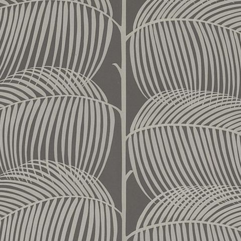 Sanderson Voyage of Discovery Wallpaper Manila Tropical Leaf 213371