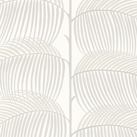 Sanderson Voyage of Discovery Wallpaper Manila Tropical Leaf 213372