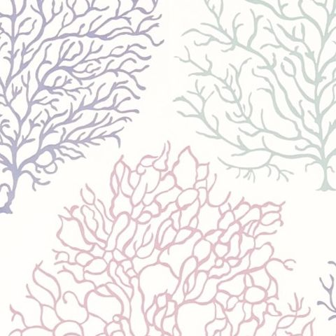 Sanderson Voyage of Discovery Wallpaper Coral Reef 213392