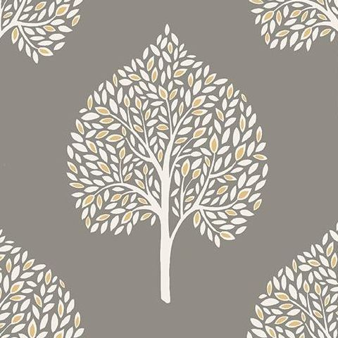 Fine Decor Annabelle Wallpaper FD41929 Grey