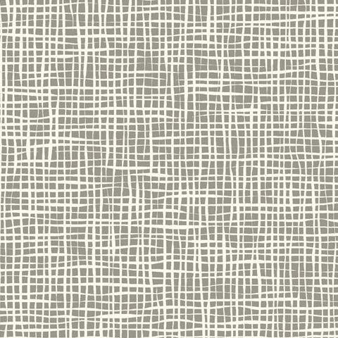 A Street Prints Mistral Wallpaper-Shanti Plain FD24329 Grey