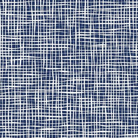 A Street Prints Mistral Wallpaper-Shanti Plain FD24330 Blue