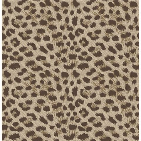Fine Decor Animal Skins Wallpaper Deep Gold FD42469
