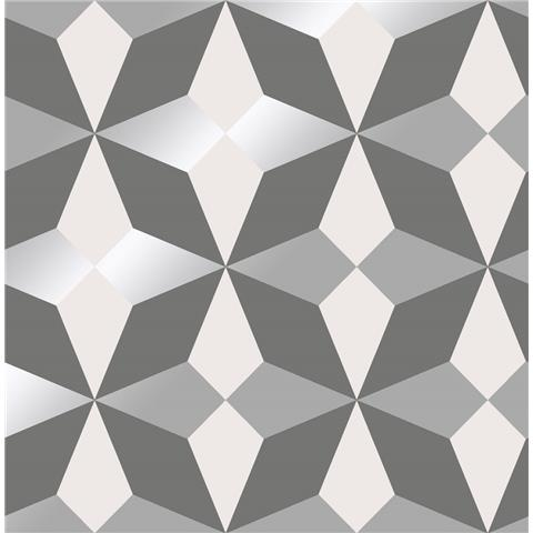 Fine Decor Nova Geometric Wallpaper FD42549