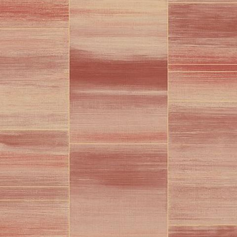 Galerie Special FX Wallpaper-Icon Block G67741 Russet/Gold