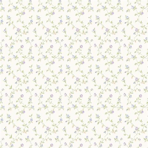 GALERIE MINIATURES 2 WALLPAPER-dolly mixtures g67935 lilac