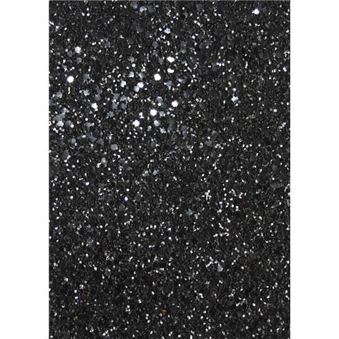 GLITTER BUG DECOR JAZZ sample GL06 nightshade black
