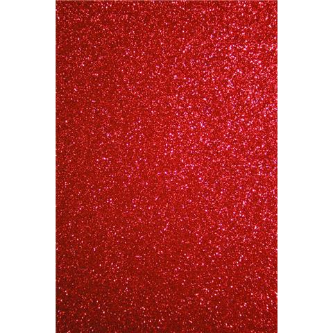 GLITTER BUG DECOR disco WALLPAPER gld429 red