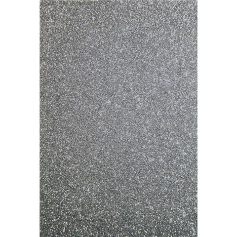 GLITTER BUG DECOR disco WALLPAPER 25 METRE ROLL GLd430 gunmetal