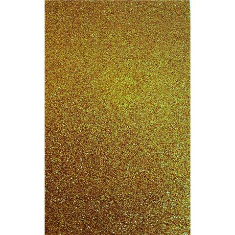 GLITTER BUG DECOR disco WALLPAPER 25 METRE ROLL GLd438 copper jewel