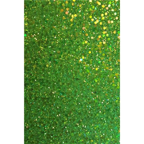 GLITTER BUG DECOR JAZZ sample GLj29 lime iris