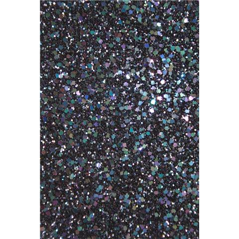 GLITTER BUG DECOR JAZZ sample GLj39 black iris