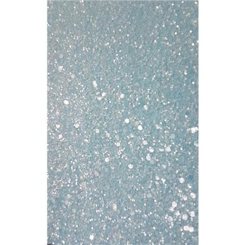GLITTER BUG DECOR JAZZ sample GLj66 clear pale blue